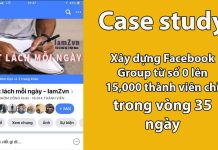 cách Xây dựng Facebook Group