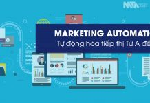 xây dựng hệ thống Phễu Marketing automation